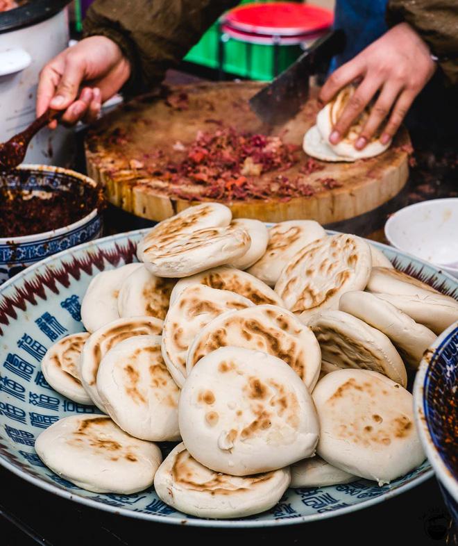 6 món ăn vặt ở Tây An (Trung Quốc) nhìn là thèm: có món còn là di sản văn hóa phi vật thể - Ảnh 2.
