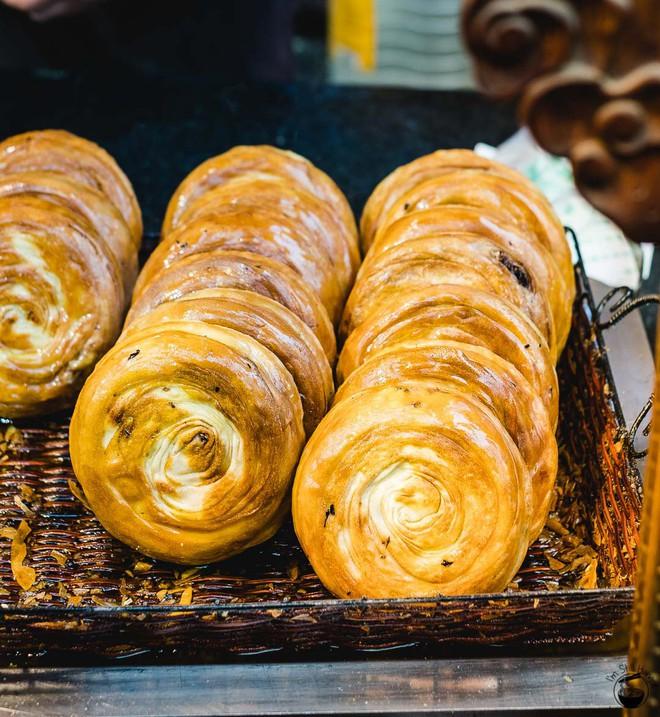 6 món ăn vặt ở Tây An (Trung Quốc) nhìn là thèm: có món còn là di sản văn hóa phi vật thể - Ảnh 4.
