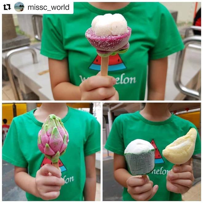 Thời tiết đang nóng nực, nếu có món kem đặc biệt này của Singapore thì ngon phải biết 3