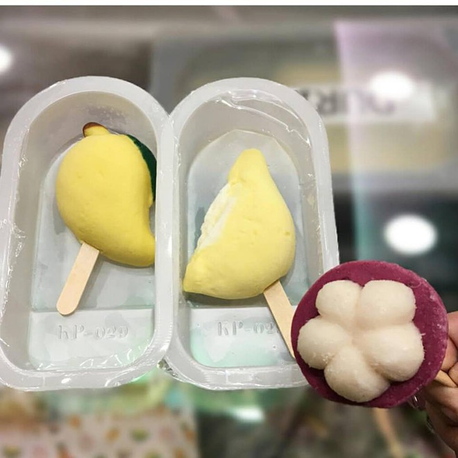 Thời tiết đang nóng nực, nếu có món kem đặc biệt này của Singapore thì ngon phải biết 7
