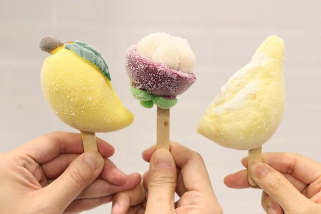 Thời tiết đang nóng nực, nếu có món kem đặc biệt này của Singapore thì ngon phải biết 5