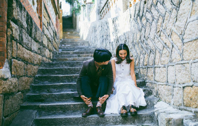 """Bộ ảnh """"tình"""" đến độ ai xem xong cũng muốn yêu và cưới ngay thôi! - Ảnh 1."""