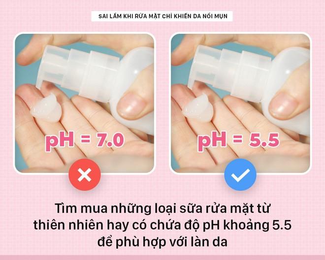 Nếu bạn cứ giữ những thói quen này khi rửa mặt thì chỉ khiến da nổi mụn nhiều hơn - Ảnh 5.
