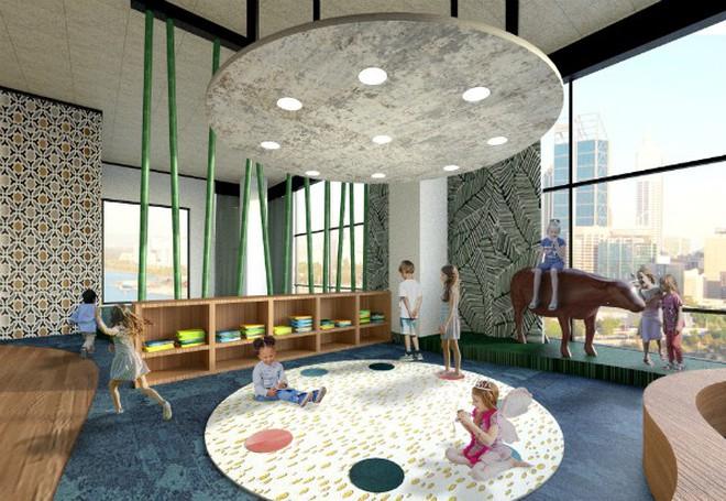 Xây dựng trung tâm chăm sóc người già và trẻ nhỏ từ cây tre, nữ du học sinh Việt đạt giải thiết kế tại Mỹ - Ảnh 3.