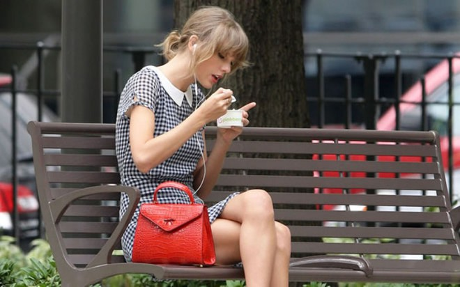 The Secret Of Keeping Some Shape Helps Taylor Swift Keep His Body Shape Tighter And Tighter