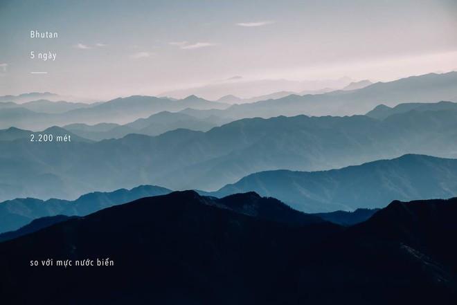 Ngắm Bhutan đẹp ngoài sức tưởng tượng dưới ống kính của travel blogger Nhị Đặng - Ảnh 9.