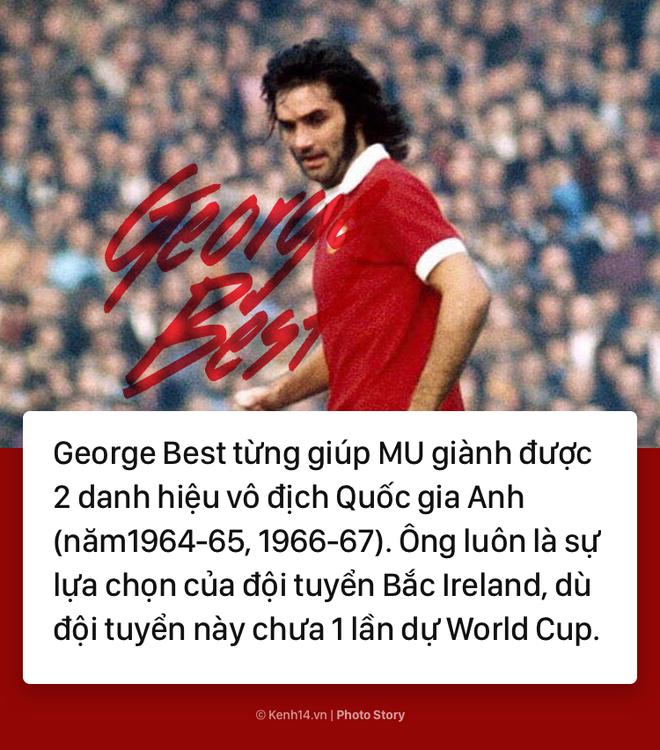 Eric Cantona, Ian Rush và những huyền thoại chưa một lần dự World Cup - Ảnh 5.