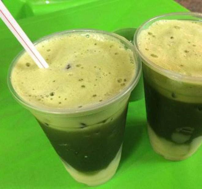 Đà Nẵng hay lắm: hết ăn sữa chua với muối, người ta còn cho quất vào nước rau má - Ảnh 3.