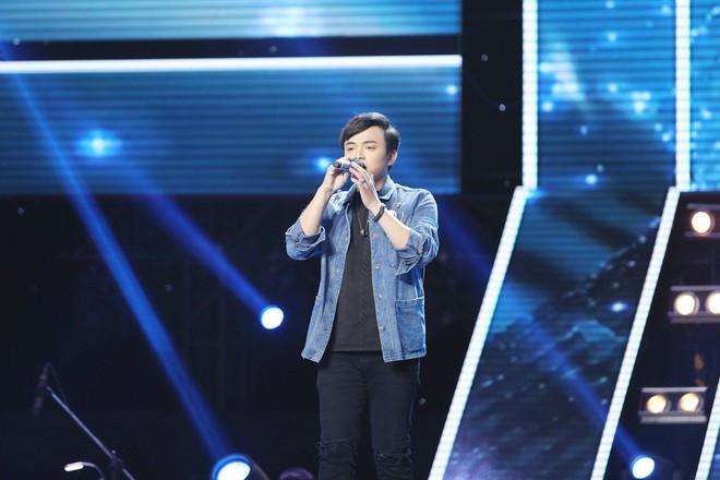 Giọng hát Việt: Noo Phước Thịnh - Tóc Tiên lại căng thẳng vì thí sinh giọng khủng - Ảnh 22.