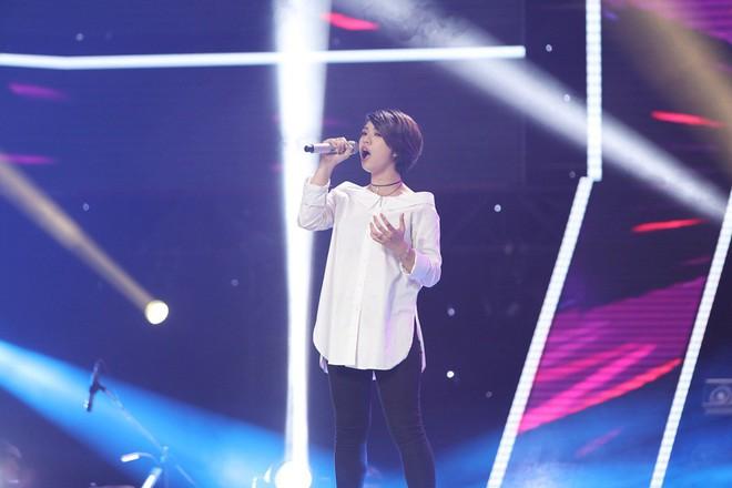 Giọng hát Việt: Noo Phước Thịnh - Tóc Tiên lại căng thẳng vì thí sinh giọng khủng - Ảnh 18.