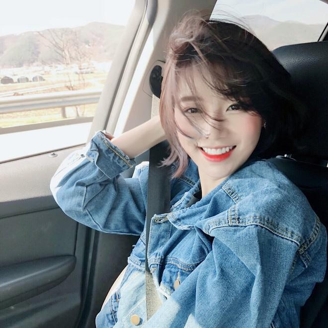 Khoảnh khắc cười ngọt lịm tim của nữ sinh Hàn Quốc khiến dân tình phải truy lùng ngay profile - Ảnh 1.