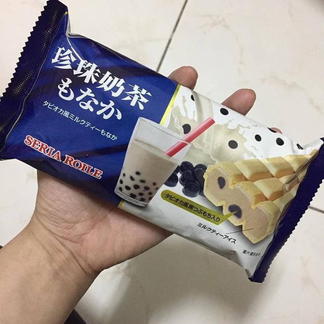 Lại ghen tị với 7-Eleven ở Đài Loan khi sở hữu món kem trà sữa trân châu hay ho từ hình thức đến mùi vị - Ảnh 1.