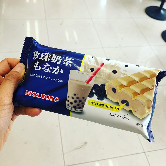 Lại ghen tị với 7-Eleven ở Đài Loan khi sở hữu món kem trà sữa trân châu hay ho từ hình thức đến mùi vị - Ảnh 2.