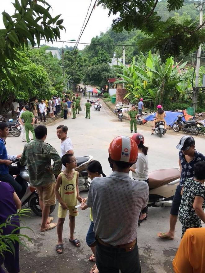 Hà Giang: Đang đi trên đường chị dâu bị em chồng chặn lại rút dao đâm tử vong - Ảnh 1.
