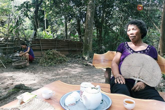 Cô giáo về hưu 15 năm sống trên ốc đảo ở Vĩnh Phúc: Không ra chợ, không biết bệnh tật và không cần đến tiền! - Ảnh 6.