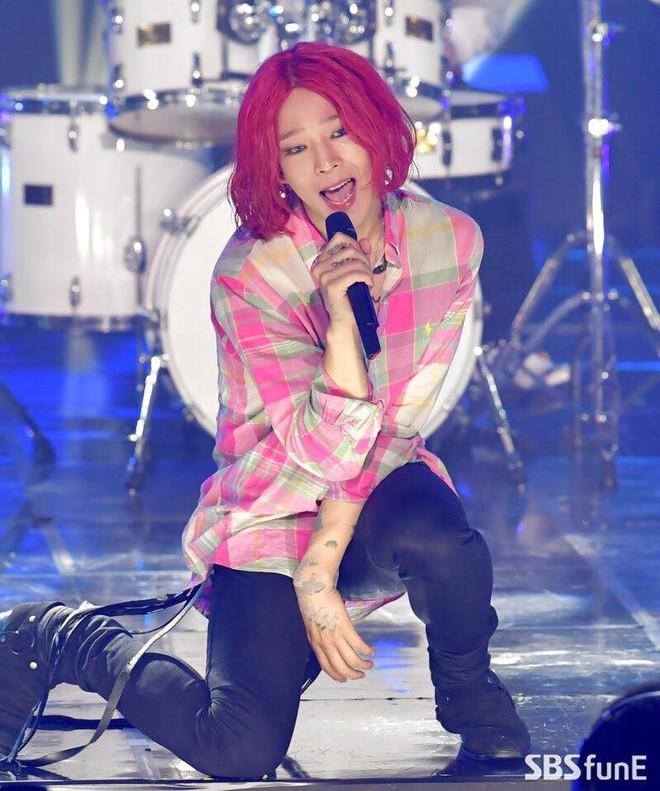 Đổi gió với tóc hồng, Nam Tae Hyun khiến cộng đồng netizen Việt - Hàn la oai oái - Ảnh 3.