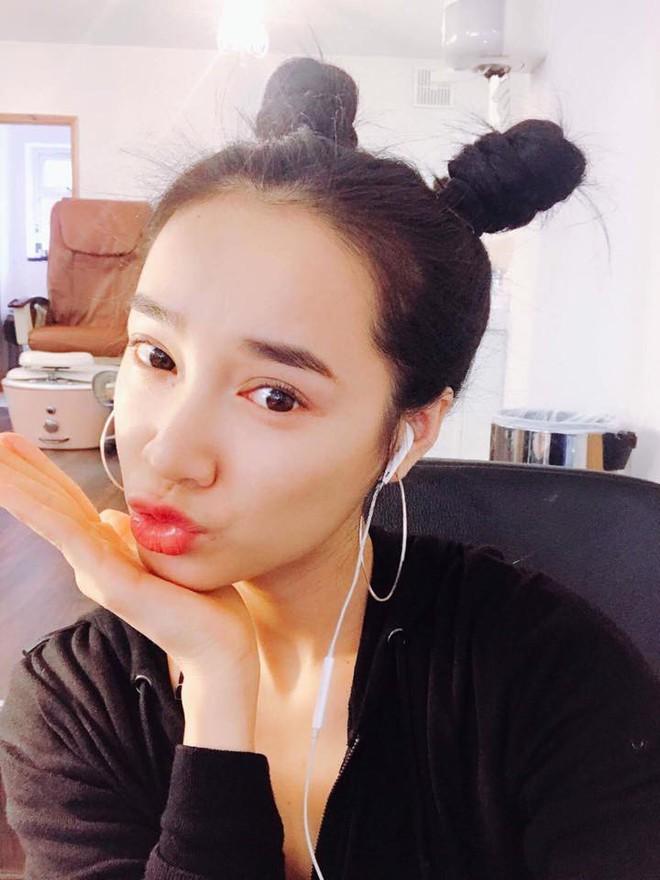 Nhã Phương đổi kiểu tóc giống Song Hye Kyo cho Hậu Duệ Mặt Trời?