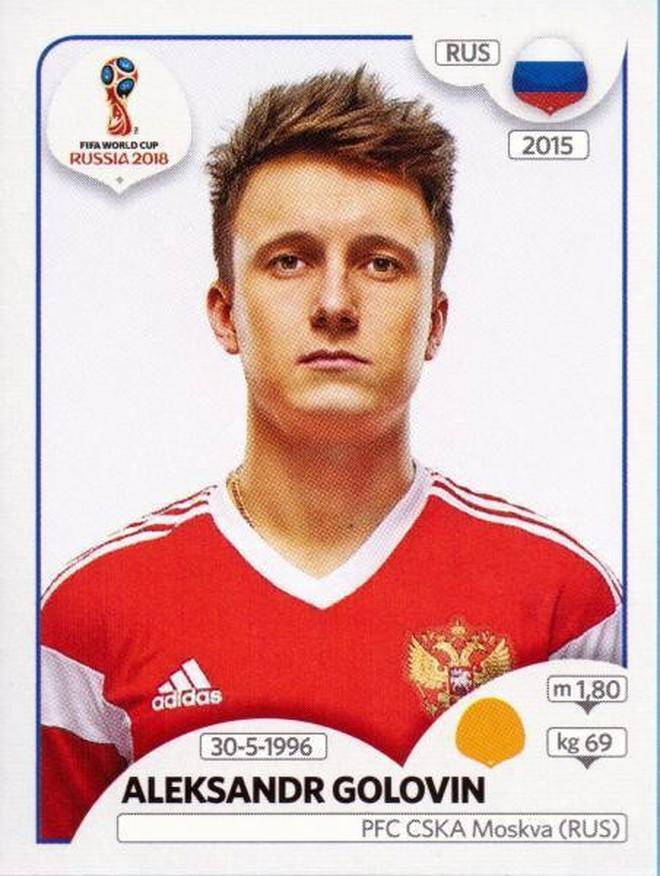Golovin - Cầu thủ số 17 đội tuyển Nga lọt vào tầm ngắm của chị em - ảnh 1