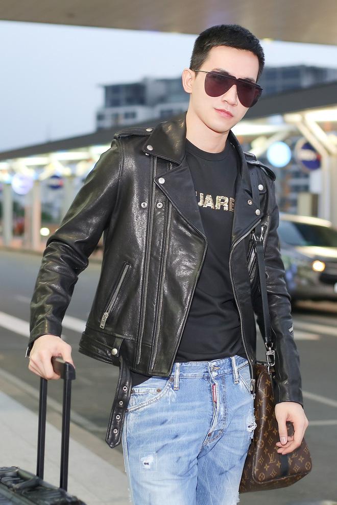 Võ Cảnh diện nguyên cây hàng hiệu, xuất hiện điển trai tại sân bay sang Ý dự Milan Fashion Week - Ảnh 7.