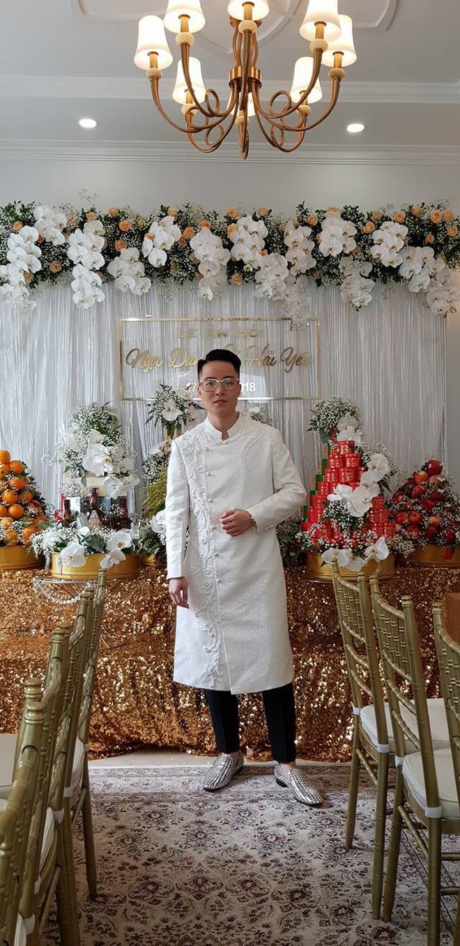 Tú Lơ Khơ kết hôn với bạn gái doanh nhân tại JW Marriott