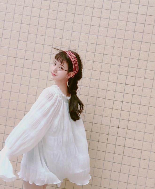 """Nữ sinh 21 tuổi được mệnh danh """"IU phiên bản Trung"""" khiến cả con trai lẫn con gái xin gia nhập fanclub - Ảnh 10."""