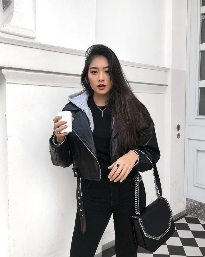 Gương mặt mới trong hội Rich Kids Việt: Da nâu cá tính, body chuẩn từng centimet - Ảnh 8.
