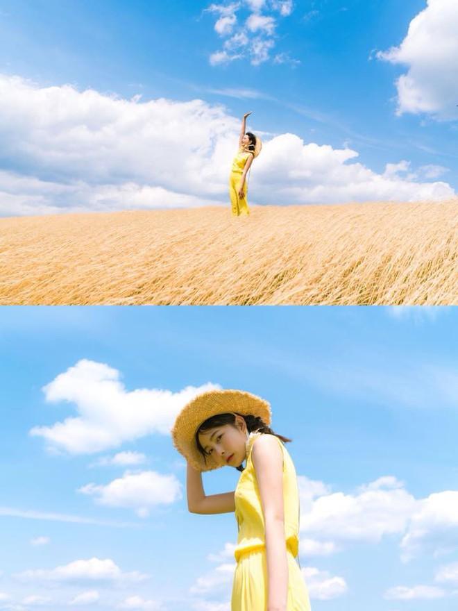 Bộ ảnh đẹp như thơ khiến con gái muốn bỏ cả thế giới để đi tìm những phút giây bình yên cho riêng mình - Ảnh 1.