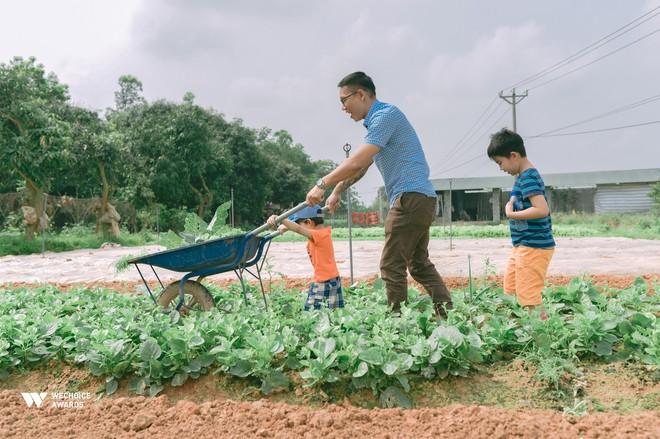 """Đầu bếp Nguyễn Mạnh Hùng: """"Đàn ông phải biết tự nấu ăn để chăm sóc chính mình, rồi mới biết cách chăm sóc mọi người xung quanh"""" - Ảnh 4."""