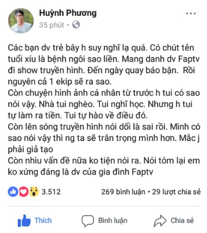 """Xôn xao nghi án An Vy FapTV nói dối, mắc """"bệnh ngôi sao"""" sau khi nổi tiếng vì được hợp tác cùng Sơn Tùng M-TP - Ảnh 5."""