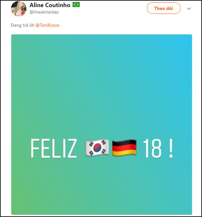 Trai đẹp Toni Kroos bị dân mạng đào mộ status nói xấu Brazil, đồng loạt chế giễu sau khi Đức thua