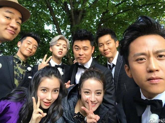 Angela Baby đọ sắc cùng loạt sao nữ đình đám tại Running Man Trung Quốc: Ai nhỉnh hơn? - Ảnh 1.