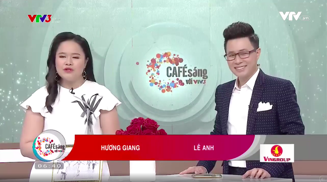 Lần đầu tiên MC của chương trình Cafe sáng với VTV3 là một cô bạn khiếm thị - Ảnh 8.