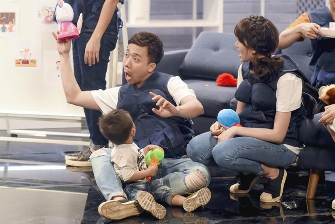 Khi đàn ông mang bầu: Hương Giang xúc động và muốn tận hưởng khoảnh khắc được gọi là mẹ - Ảnh 5.