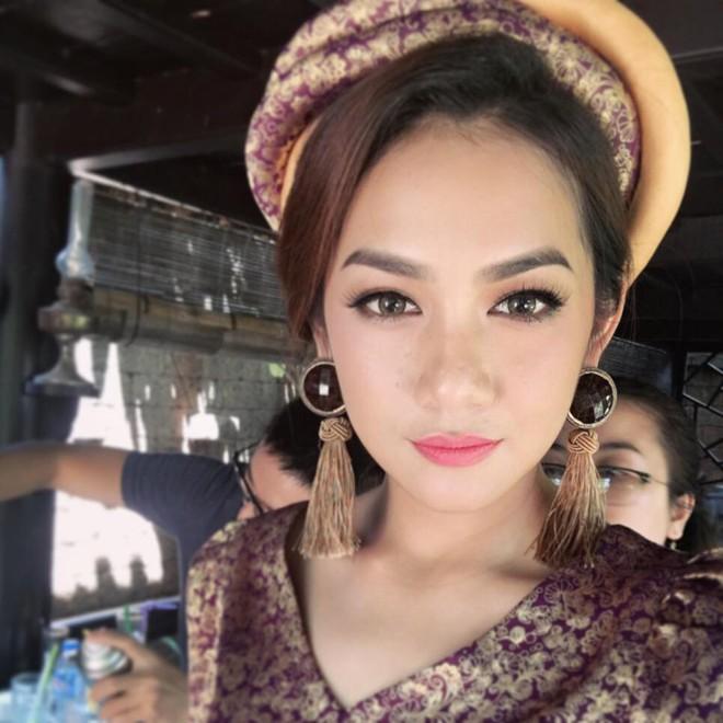 Cận cảnh nhan sắc chuẩn hotgirl của em dâu Minh Hằng - Ảnh 8.
