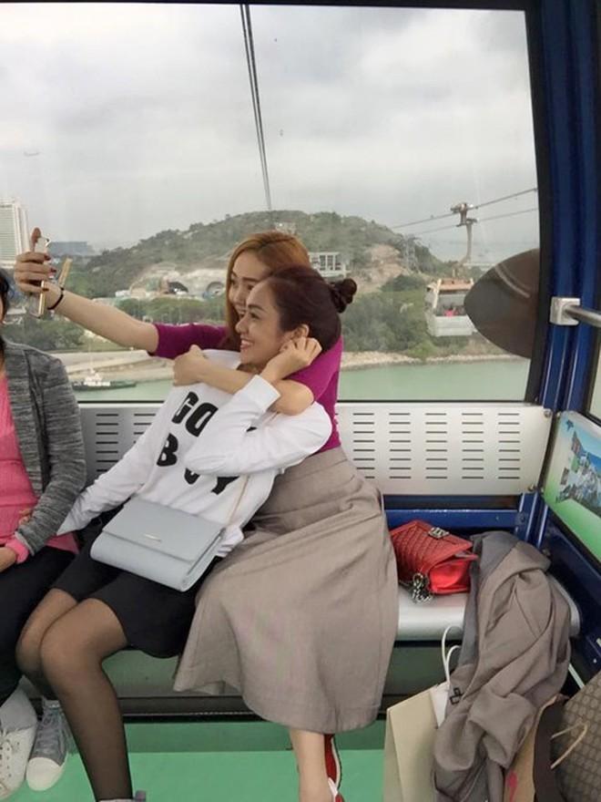 Cận cảnh nhan sắc chuẩn hotgirl của em dâu Minh Hằng - Ảnh 3.