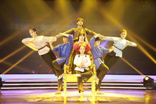 Đánh võ trên nền hit Lạc trôi (Sơn Tùng M-TP), nhóm thí sinh giành luôn vị trí đầu bảng - Ảnh 5.