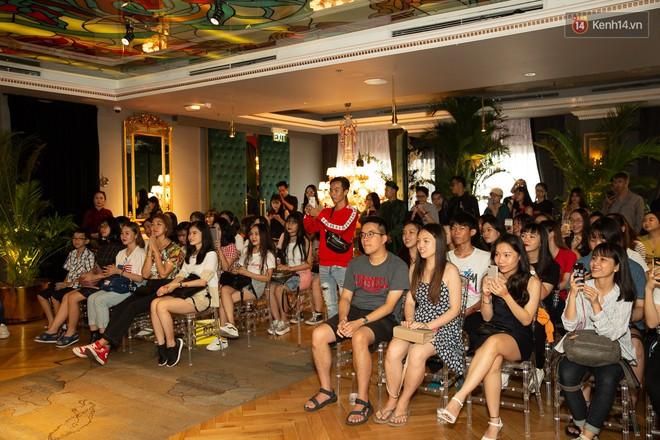 Quỳnh Anh Shyn nói về tin đồn không còn thân với Salim trong fan-meeting đầu tiên tại Sài Gòn - Ảnh 9.