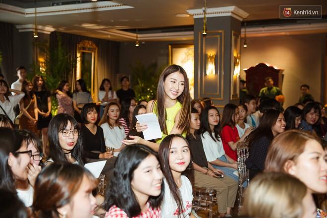 Quỳnh Anh Shyn nói về tin đồn không còn thân với Salim trong fan-meeting đầu tiên tại Sài Gòn - Ảnh 7.