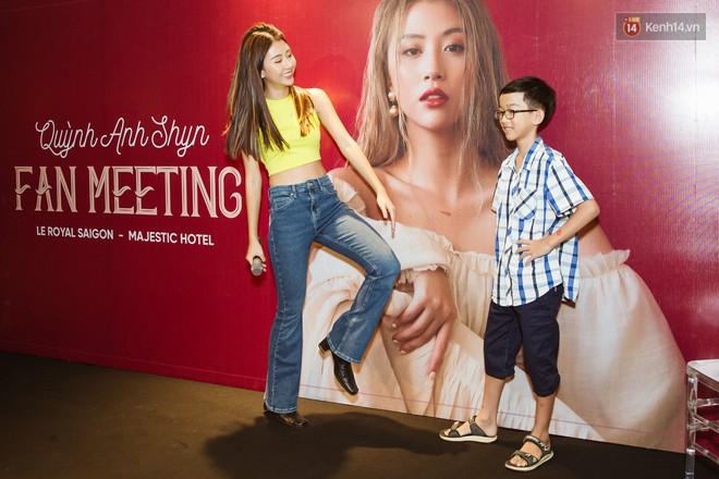 Quỳnh Anh Shyn nói về tin đồn không còn thân với Salim trong fan-meeting đầu tiên tại Sài Gòn - Ảnh 10.