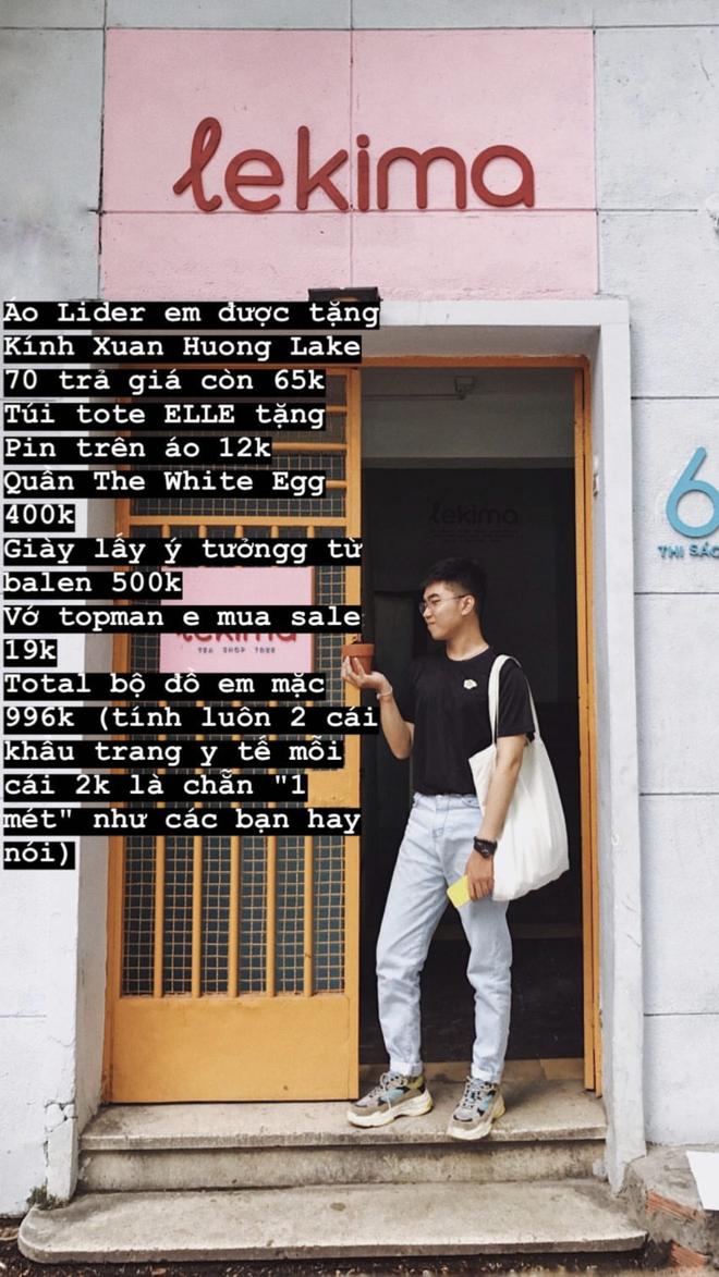 """Rich Kid Việt """"bóc giá"""" outfit, dân mạng thi nhau chia sẻ giá quần áo - Ảnh 19."""