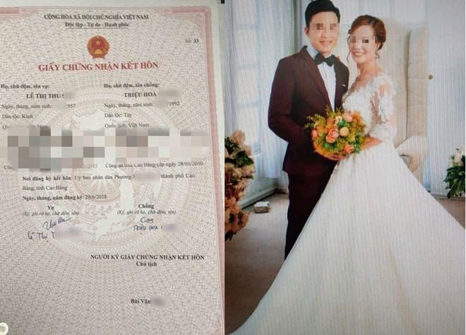 Vụ chú rể 26 tuổi kết hôn với cô dâu 61 tuổi: Nữ cán bộ địa chính phường xin lỗi, cho biết đăng ảnh lên nhóm Zalo để trêu bạn bè - Ảnh 3.