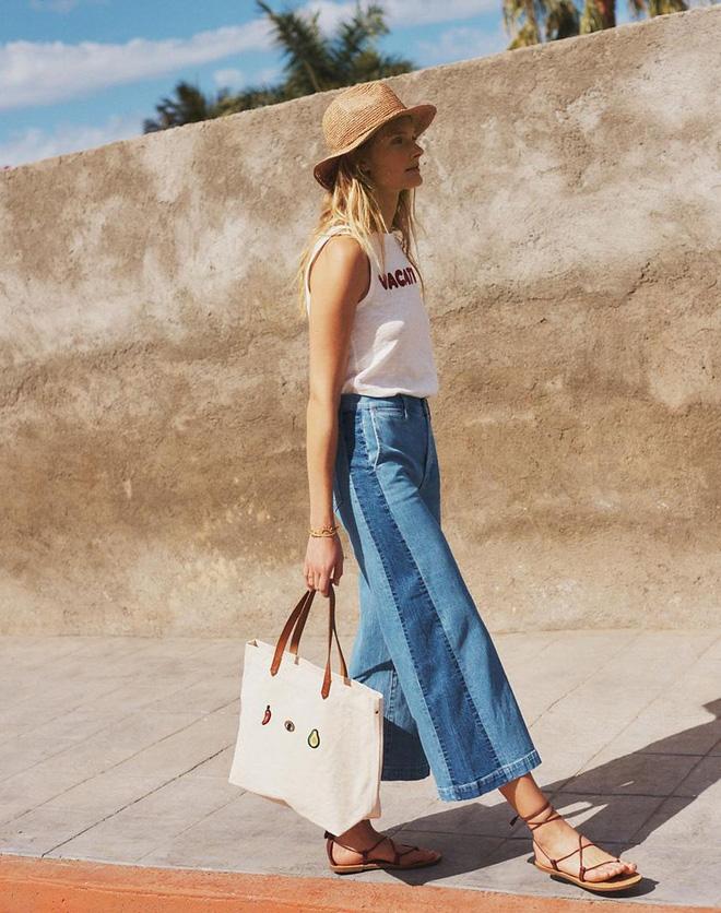 Jeans nào Giày nấy: 4 cách kết hợp siêu đẹp từ các fashion blogger bạn nên học tập ngay - Ảnh 1.