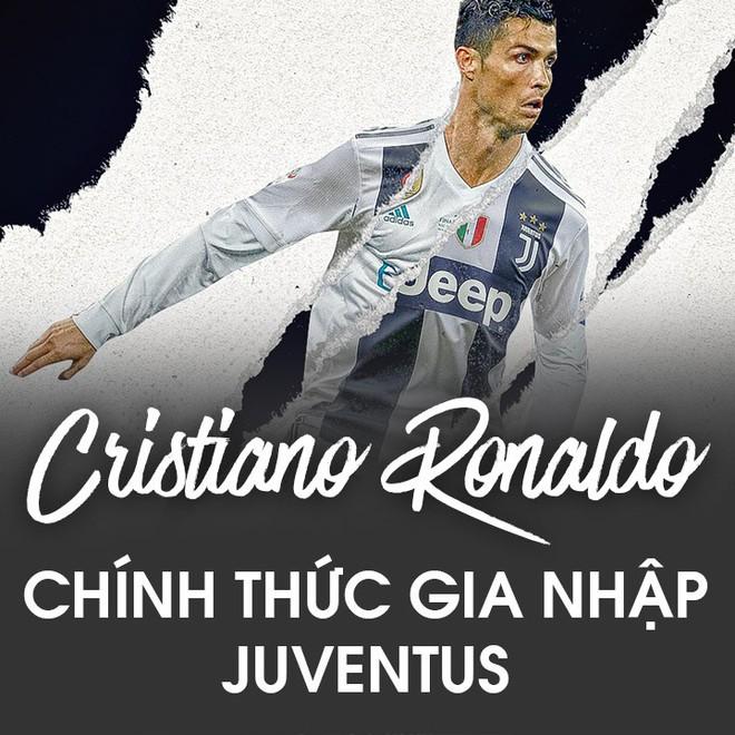 Tại sao, Ronaldo? Anh đến Juve để làm gì? - Ảnh 1.