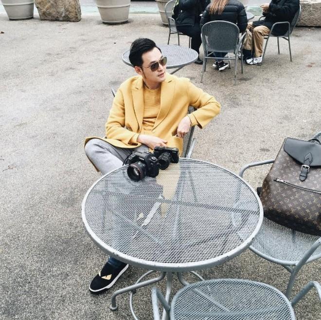 """Sao Việt là con nhà """"trâm anh thế phiệt"""": Sống sang chảnh trong biệt thự dát vàng trị giá triệu đô, đi du lịch khắp nơi trên thế giới - Ảnh 12."""
