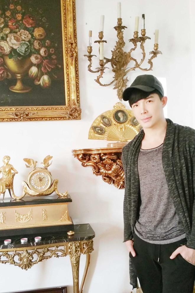 """Sao Việt là con nhà """"trâm anh thế phiệt"""": Sống sang chảnh trong biệt thự dát vàng trị giá triệu đô, đi du lịch khắp nơi trên thế giới - Ảnh 7."""