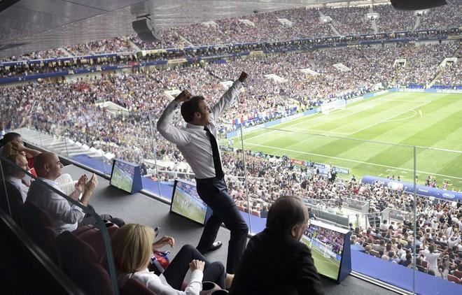 Vô địch World Cup 2018, khởi đầu cho kỷ nguyên vàng nước Pháp - Ảnh 6.