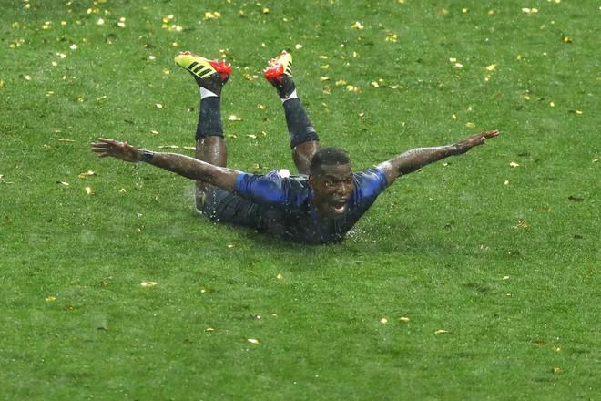 Vô địch World Cup 2018, khởi đầu cho kỷ nguyên vàng nước Pháp - Ảnh 16.