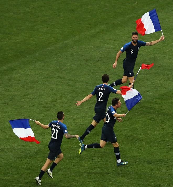 Vô địch World Cup 2018, khởi đầu cho kỷ nguyên vàng nước Pháp - Ảnh 9.