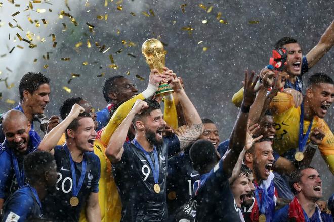 Vô địch World Cup 2018, khởi đầu cho kỷ nguyên vàng nước Pháp - Ảnh 3.