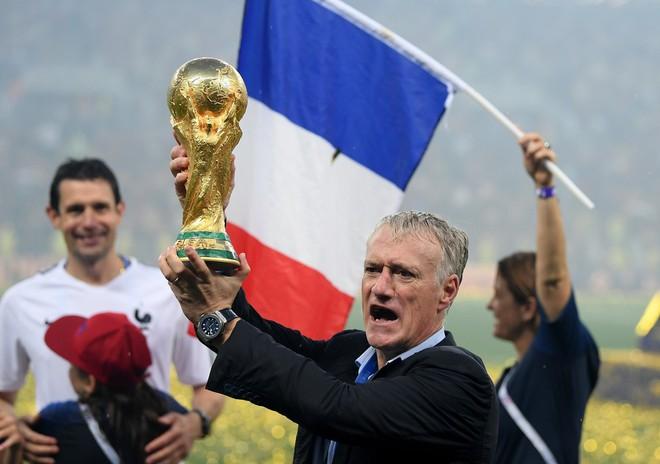 Vô địch World Cup 2018, khởi đầu cho kỷ nguyên vàng nước Pháp - Ảnh 2.
